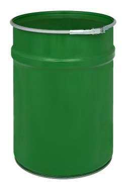 Cylindrical Open head Drums - 55l